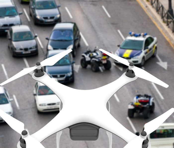 Privacy Issues From Drones